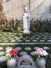 うすい樹木葬墓地の画像