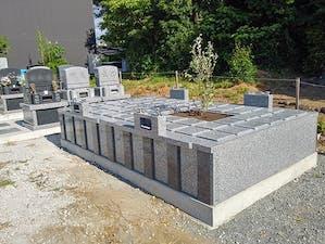 大岡北樹木葬の画像