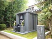 當麻寺 中之坊永代供養墓「みちびき」