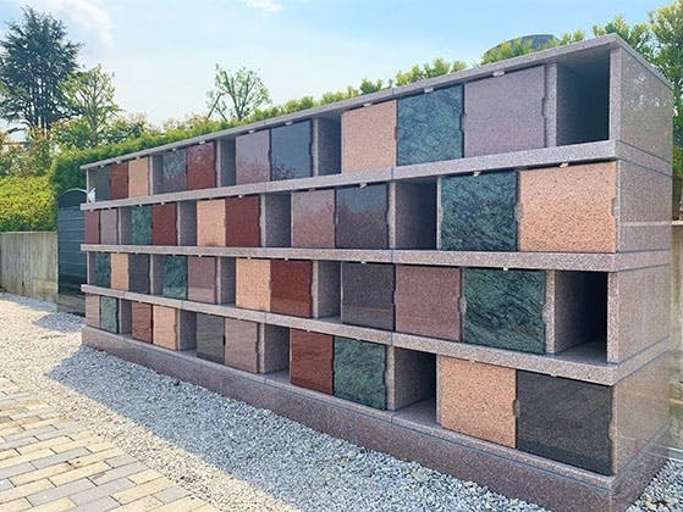 川崎清風霊園 永代供養墓「清風の碑」