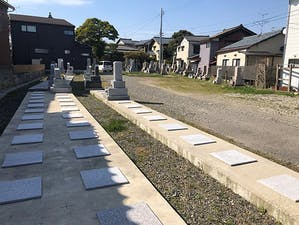 稲葉墓地の画像