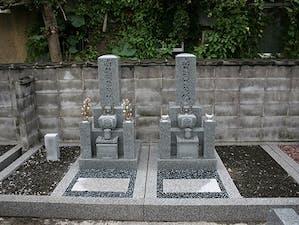 徳性寺墓所の画像