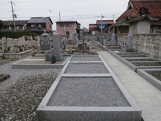 徳性寺墓所