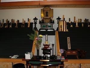 高宮寺墓地の画像