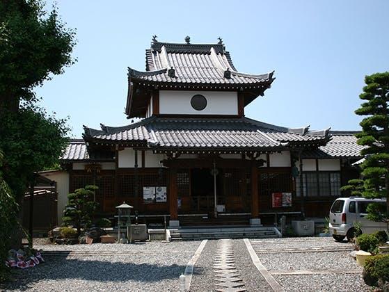 済福寺墓所