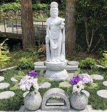 箱根庭園型樹木葬墓地の画像