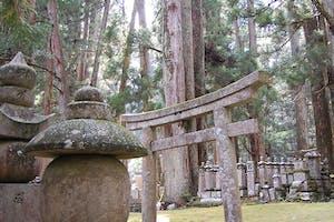 高野山奥の院永代供養「禅定への道」の画像