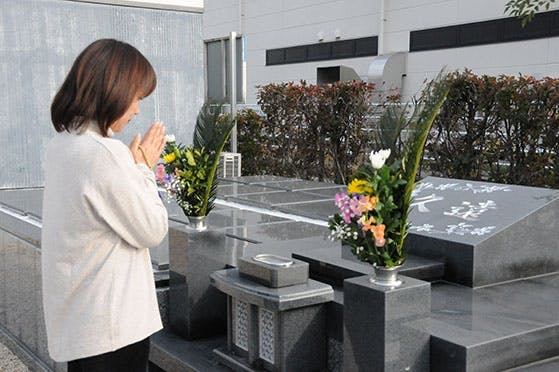 個別永代供養墓 樹木葬霊園「久遠」