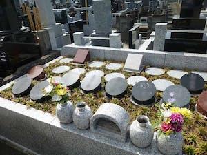 平塚入野樹木葬永久の郷の画像