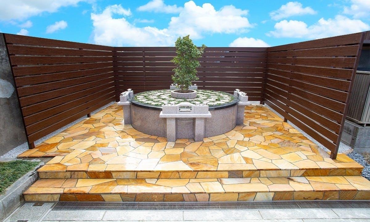 谷中樹木葬「円庭の陽」・永代供養付き墓所
