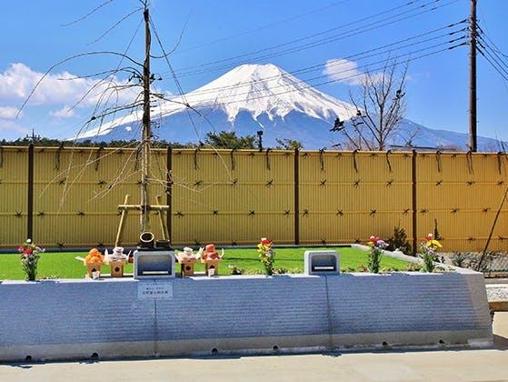忍野富士樹木葬