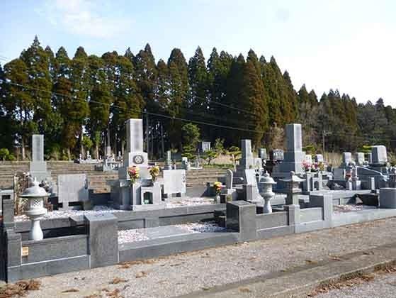 上ノ原墓地