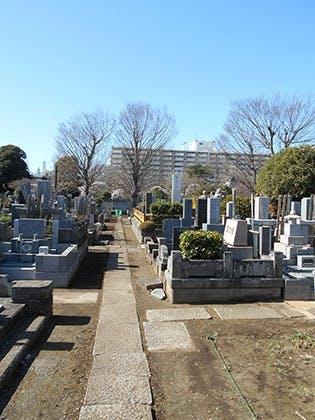 安禅寺墓地