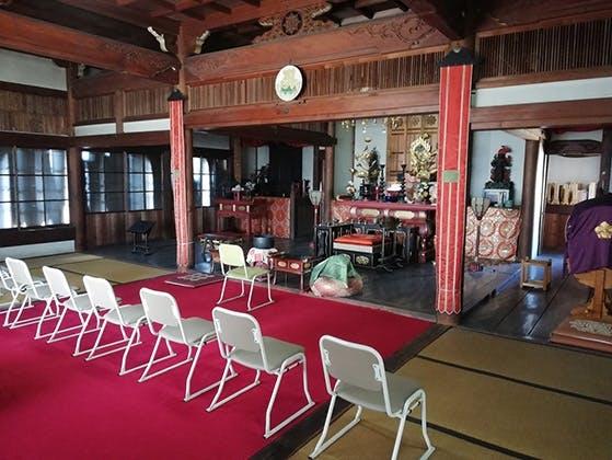 覚王院納骨堂