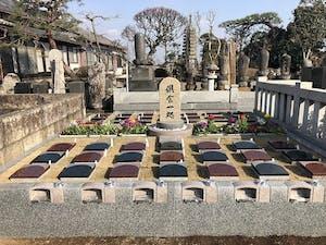 プレミアム古河まくらがの里樹木葬墓地の画像