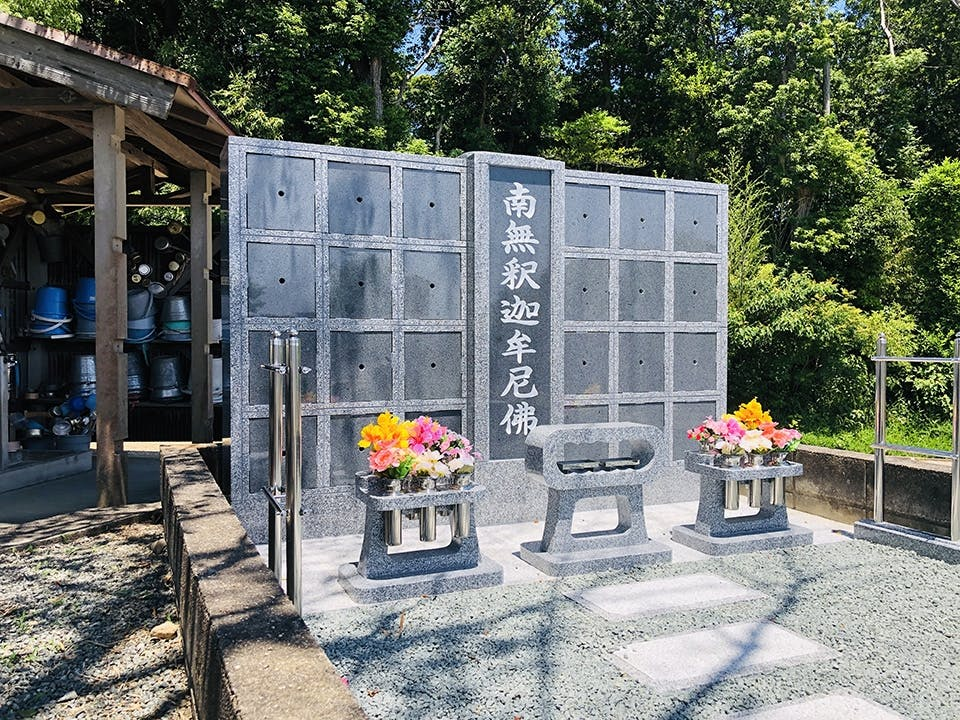 龍津寺 のうこつぼ