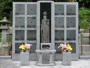釣月寺 のうこつぼの画像
