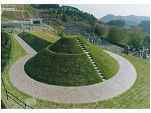 新宮霊園 樹木葬の画像