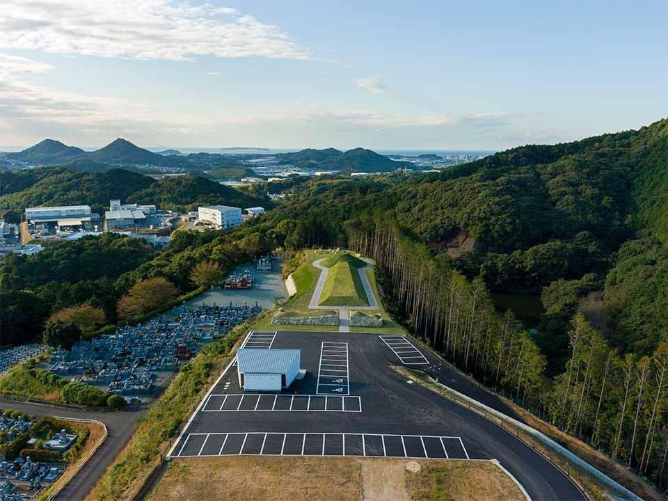 新宮霊園 樹木葬