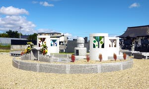 美ろぎ地蔵墓苑(樹木葬・永代供養墓)の画像