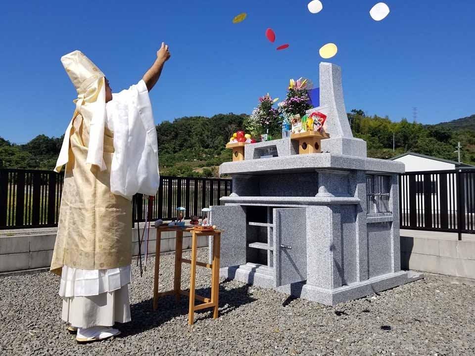 法華寺 永代供養墓