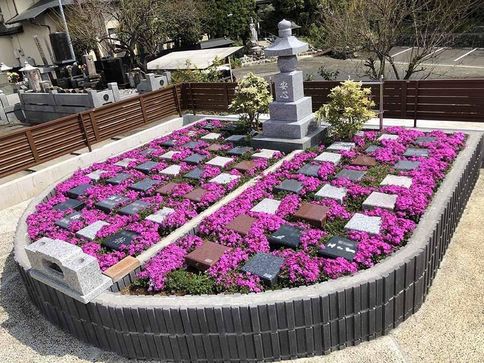 樹木葬霊園 ハートライフガーデン愛甲石田