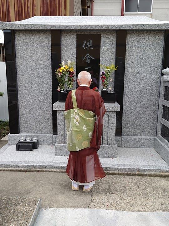 伝教寺 永代供養墓