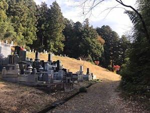 普濟寺墓地の画像