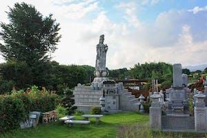 前橋東山霊園の画像