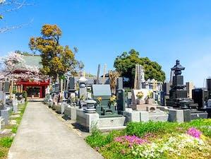 川島すみれ霊園の画像