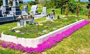 石狩はまなす墓苑 樹木葬「ラベンダー」の画像