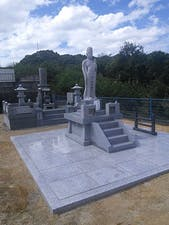砥部宝樹霊苑 永代供養塔/永代供養墓(個別)の画像
