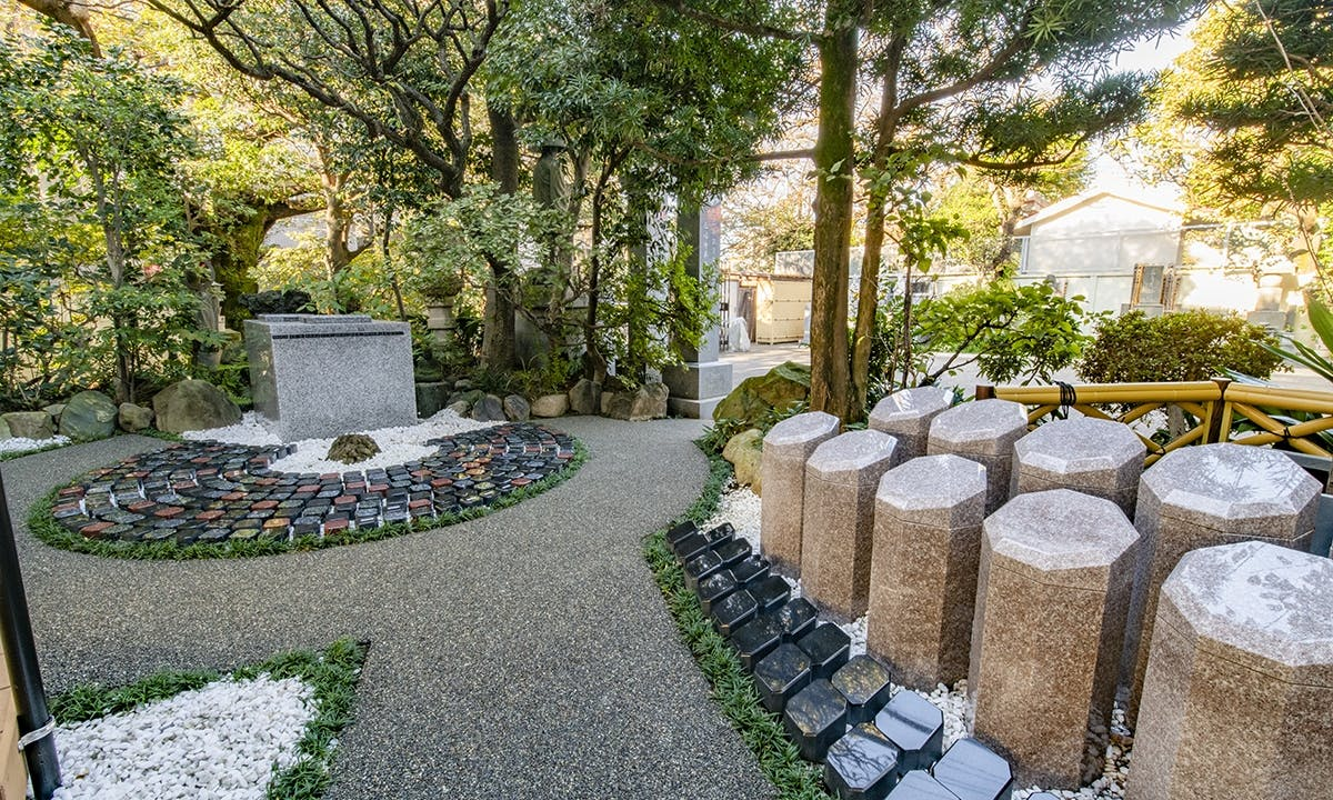サクラテラスそめい 樹木葬