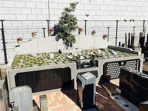 外苑こもれびの杜 樹木葬の画像