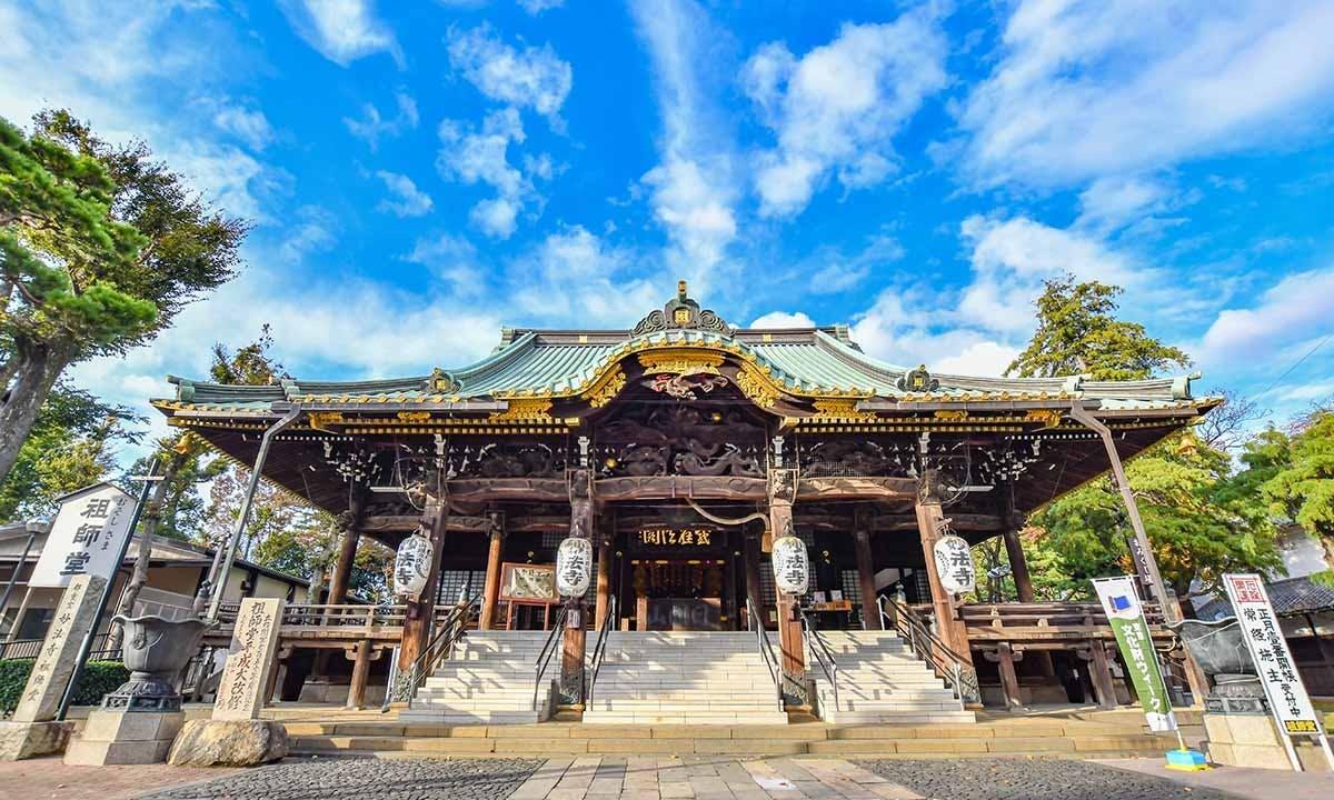 本山 堀之内 妙法寺