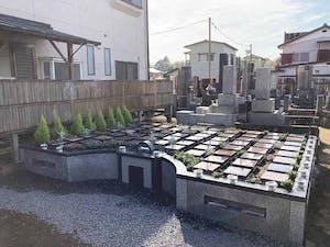 プレミアムおやま思川樹木葬墓地の画像