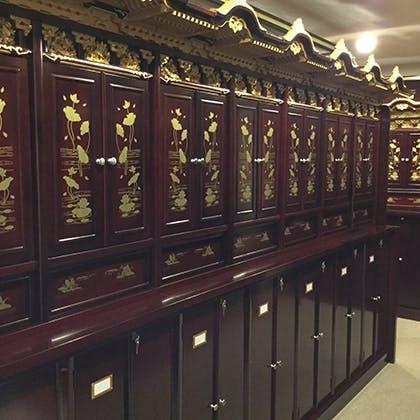 鴻臚寺 納骨堂 永代供養墓