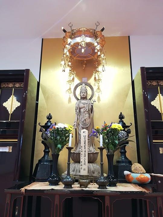 誓願寺 納骨堂『永代管理供養納骨堂』