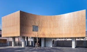 善立寺会館『新納骨堂』の画像