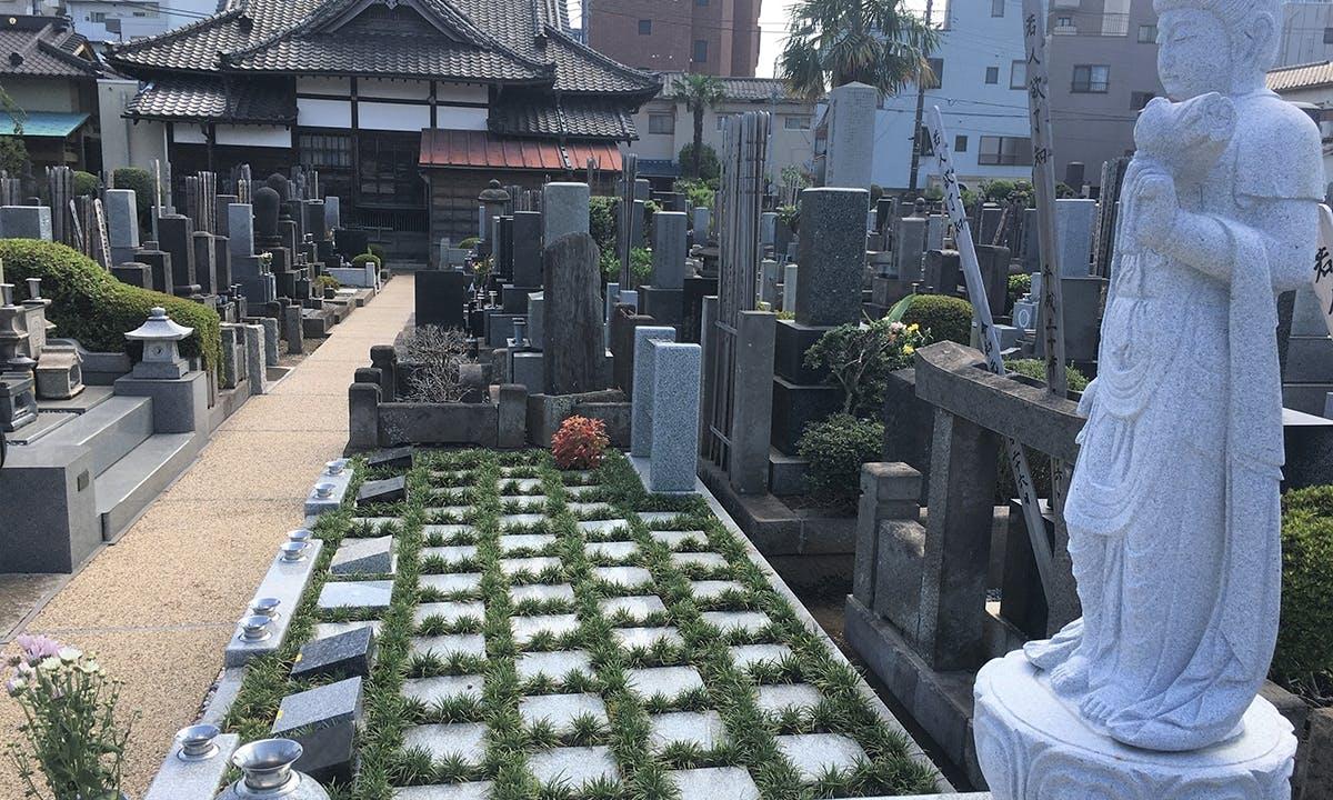 西巣鴨樹木葬墓地