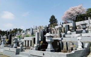 東光寺墓所苑の画像
