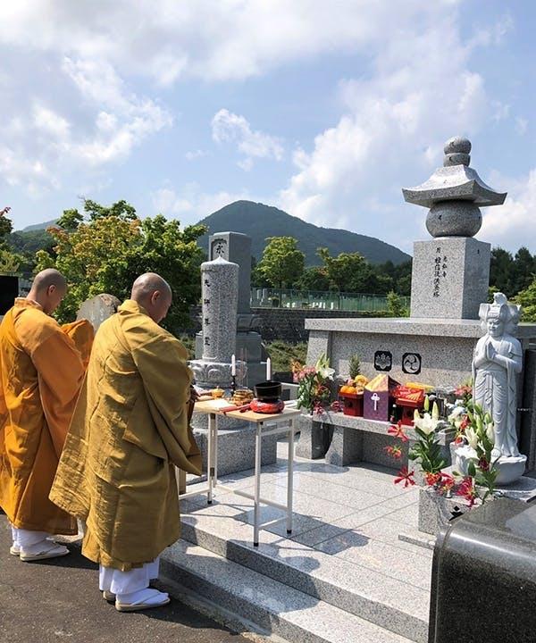 惠弘寺共同合同供養墓
