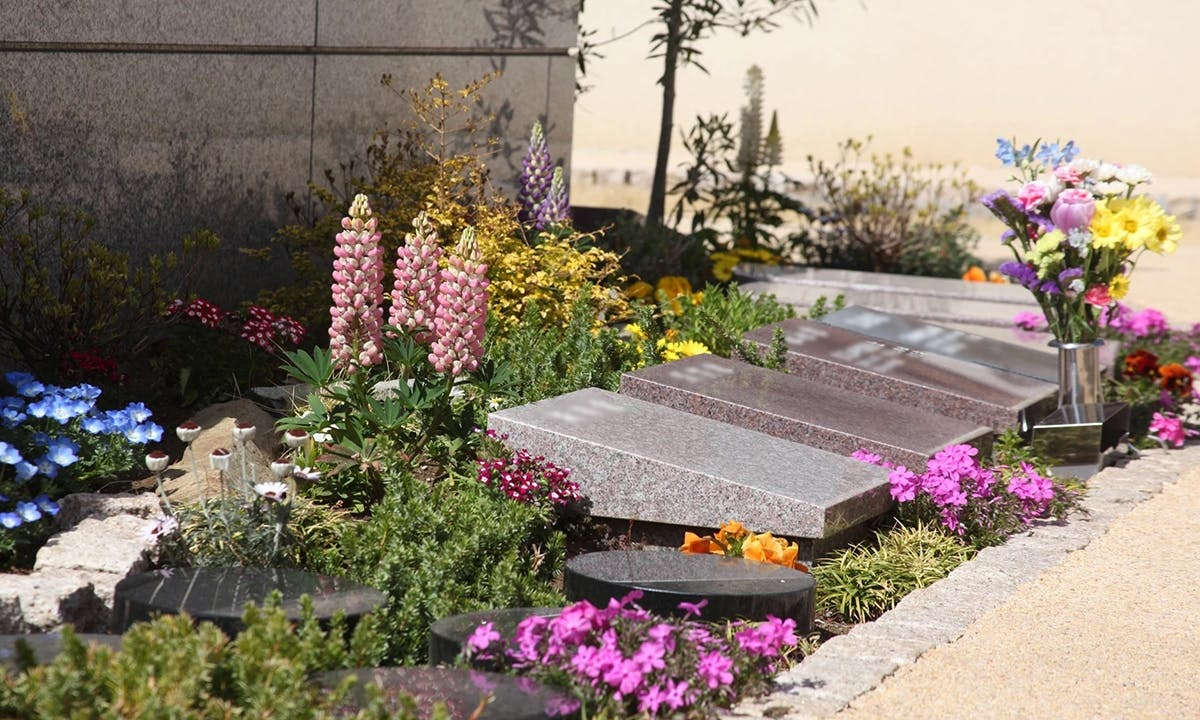 秩父 ペットと一緒の樹木葬「お花畑の霊園」慈眼寺