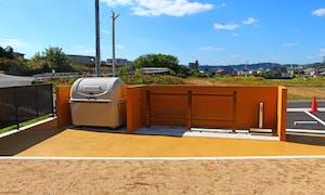 松永東墓苑の画像