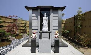 法輪寺 観音預骨堂の画像