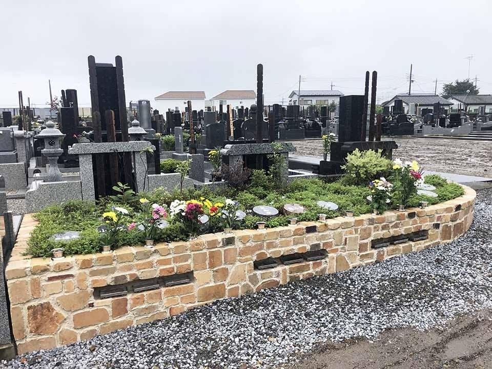 プレミアム佐野唐沢の里樹木葬墓地