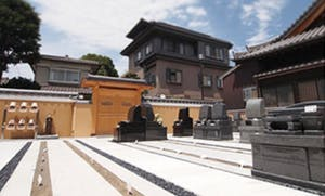 谷中御廟の画像