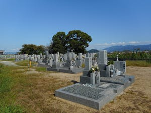 秋吉新墓地の画像