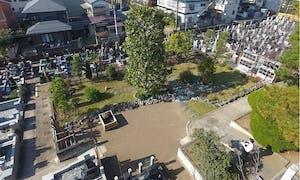 東越谷樹木葬墓地の画像