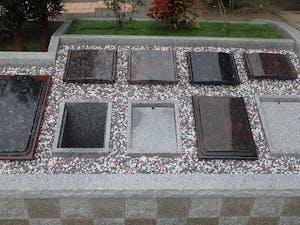 弥勒寺樹木葬の画像